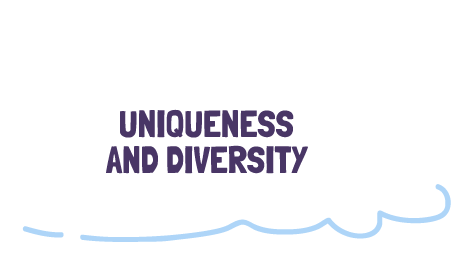 UNIQUENESS AND DIVERSITY